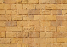 Stone brick wall texture Royalty Free Stock Photo