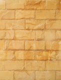 Stone brick wall texture Royalty Free Stock Images