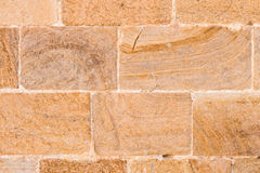 Stone and brick wall. Texture or barckground Royalty Free Stock Photos