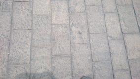 Stone brick wall texture grey. Grey stone brick texture Royalty Free Stock Images