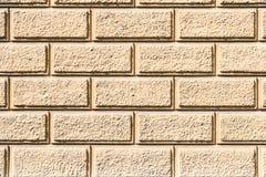 Stone Brick Wall Texture Pattern stock image