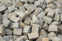 Stone bricks Stock Images