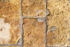 Stone bricks closeup Royalty Free Stock Photo