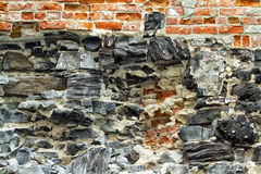 Stone and bricks Stock Photo