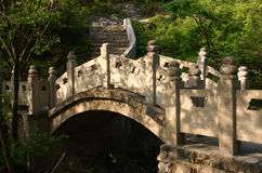 Stone bridge Stock Image