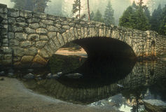 Stone Bridge Royalty Free Stock Photos
