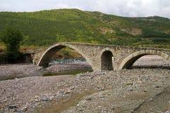 Stone Bridge. Ancient Stone Bridge in Bulgaria stock photos