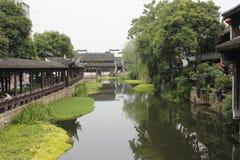The stone bridge Royalty Free Stock Photo