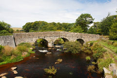 Stone Bridge in England Royalty Free Stock Images