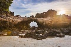 Free Stone Bridge - Island Of Koh Libong, Thailand Stock Photo - 187107220