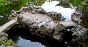 A stone bridge Stock Photo