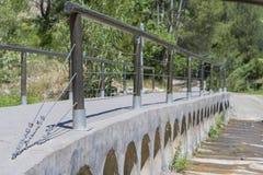 Stone bridge. Stock Images