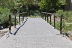 Stone bridge. Stock Photography