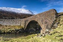 Stone bridge over the river
