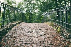 Stone bridge Stock Images