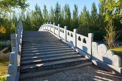 The stone bridge Stock Photography