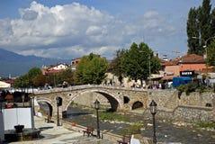 Stone bridge, Prizren, Kosovo Royalty Free Stock Photos