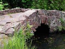 Stone bridge. Royalty Free Stock Images