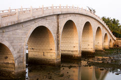 Stone brige Royalty Free Stock Images