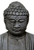 Stone Buddha. An image of a stone statue of Buddha Royalty Free Stock Photo