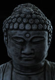 Stone Buddha. An image of a stone statue of Buddha Royalty Free Stock Photos