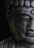 Stone Buddha. An image of a stone statue of Buddha Royalty Free Stock Image