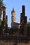 Stone buddha Stock Images