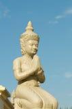 Stone Buddha, Cambodia Stock Images