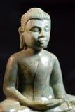 Stone Buddha, Khmer style Stock Images