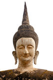 Stone buddha statue Royalty Free Stock Photo