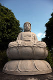 Stone Buddha Stock Photos
