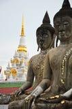 Stone Buddhaimage Stock Photography