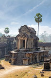 Stone building of the khmer empire Stock Photography