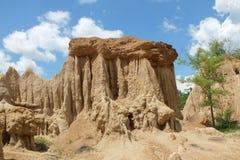 Stone Canyon,Thailand Stock Photos