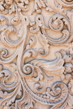 Stone carved decoration Stock Photography
