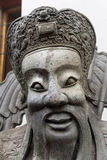 Stone carved statues Stock Image