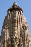 Stone carved temple in Khajuraho, Madhya Pradesh, India Royalty Free Stock Photo