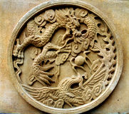 Stone carving Stock Photography