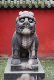 Stone carving. Chinese ancient times's stone carving Stock Image