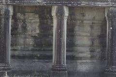 Stone Carving, Angkor Wat, Cambodia Royalty Free Stock Photos
