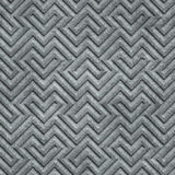 Stone carving seamless texture with geometric pattern. 3d illustration Royalty Free Stock Photography
