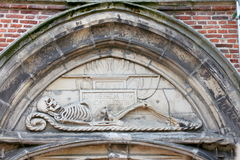 Stone carving Royalty Free Stock Image