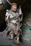 Stone Carving of Yungang Grottoes 62 Royalty Free Stock Photo