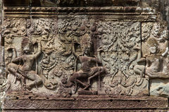 Stone carvings Stock Image