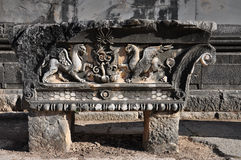 Stone Carvings Royalty Free Stock Images