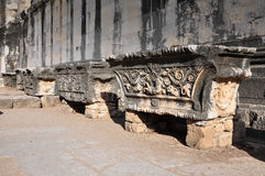 Stone Carvings Stock Photography