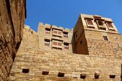 Stone Castle Royalty Free Stock Photos