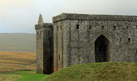 Stone Castle Hermitage stock photos