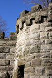 Stone Castle Tower Royalty Free Stock Images