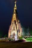 Stone Cathedral of Canela Brazil Royalty Free Stock Photo